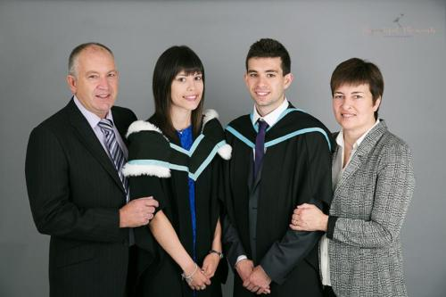 Secondary/Graduation Portraits, Ballymena, Antrim, NI