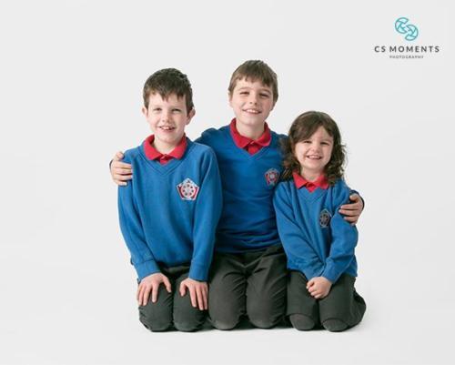 Primary School Photography Ballymena, Antrim, NI